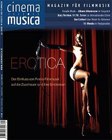 Titelseite Cinema Musica Ausgabe 39