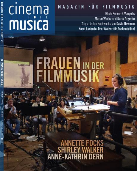 Cinema Musica Ausgabe 1/2018 (43) Titel